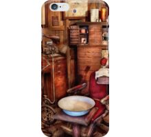 Dentist - The doctor will be with you soon  iPhone Case/Skin