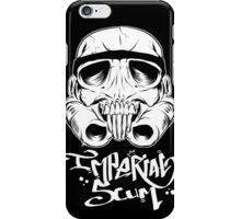 Imperial scum iPhone Case/Skin