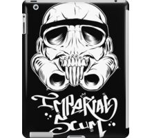 Imperial scum iPad Case/Skin