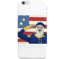 Colonial Yeti iPhone Case/Skin