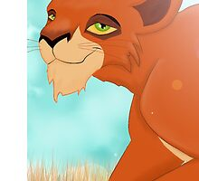 Scar before his Scar by Chibrule