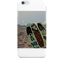Surfs Up Bandaids iPhone Case/Skin