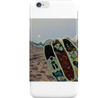 Surfs Up Bandaids iPhone Case/Skin