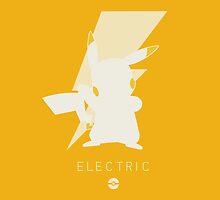 Pokemon Type - Electric by spyrome876