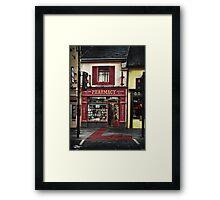 34 Main Street, Killarney. Ireland Framed Print
