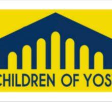 Children of Yost Sticker