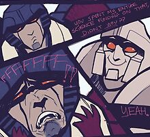 Megatron's Swag Fortress by Spheen7