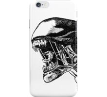 Alien Art iPhone Case/Skin