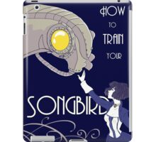How to Train Your Songbird iPad Case/Skin