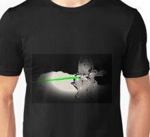 The Walking Dead. Jedi master Michonne. Unisex T-Shirt