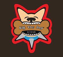 Biff the Dog Big Bone Inu Color Design T-Shirt