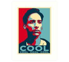 ABED NADIR COOL Art Print