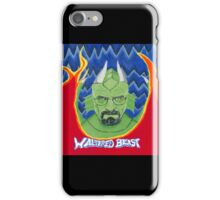 Waltered Beast iPhone Case/Skin