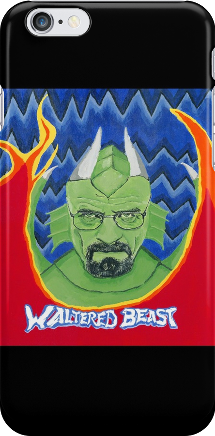 Waltered Beast by mossgarcia