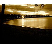 Reflection Bay Photographic Print