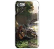 I Have Bled in Dark Places iPhone Case/Skin