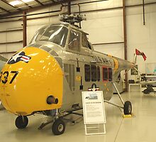 Sikorsky UH-19 Chickasaw by Edward Denyer