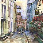 Town by velvetkatz