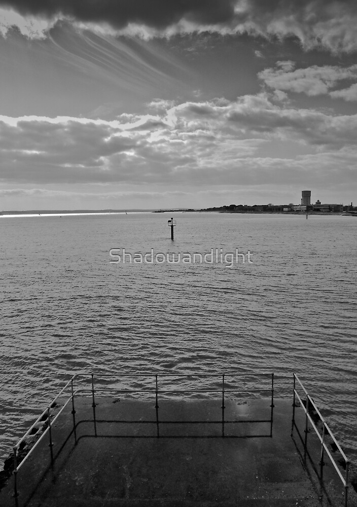 Offshore by Shadowandlight