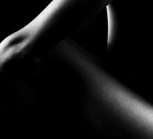 Nude abstract by Allyeska
