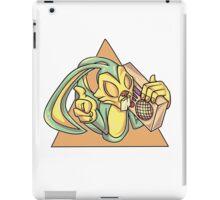 Street Bunny iPad Case/Skin