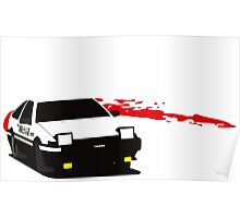 InitialD Poster