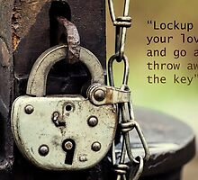 Lockup all your Love by Tracy Riddell