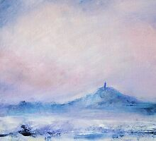 Glastonbury Tor I by Fee Dickson