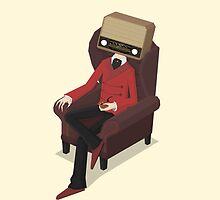 BandName : Radiohead by Anthony Massingham