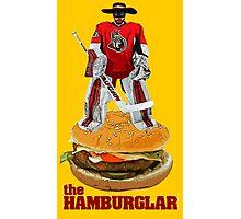 Ham-burglar Photographic Print