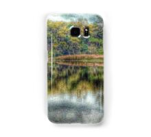Reflections at High Tide Samsung Galaxy Case/Skin