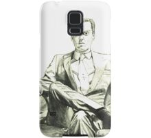 Moriarty - Andrew Scott Samsung Galaxy Case/Skin