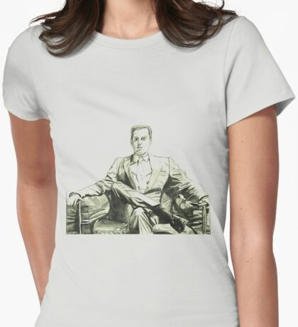 Moriarty - Andrew Scott Womens Fitted T-Shirt