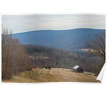 Northern Pa Scenery Poster