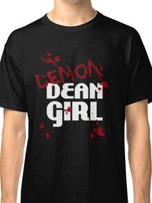 DEMON Dean Girl Classic T-Shirt