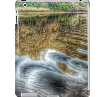 Ripples and Reflections iPad Case/Skin