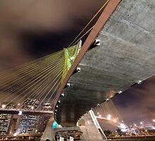 Bridge Morumbi - Sao Paulo by WLphotography