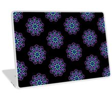 Trippy Flower Laptop Skin