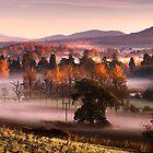 Malvern Hills from Eastnor by Jan  Sedlacek