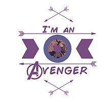 Im an avenger by GabiMc13