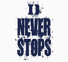 Duke Never Stops Unisex T-Shirt