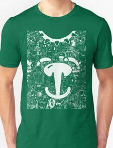 Biff with doodles Unisex T-Shirt