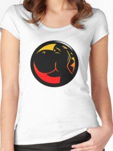 Yoshi Kombat Women's Fitted Scoop T-Shirt
