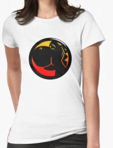 Yoshi Kombat Womens Fitted T-Shirt