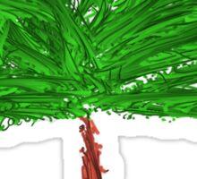 Tree of Insanity Sticker