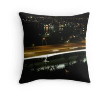 The Narrows Bridge. Kings Park. West Perth. Throw Pillow