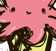 OctopiceCream Sticker