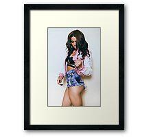 Ashley All Day Framed Print