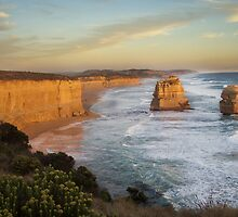 Port Campbell National Park by Jennifer Vollebregt