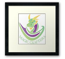 Magic Crafters Framed Print